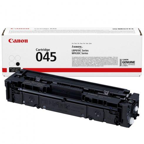 Canon CRG045 Toner Black /eredeti/ LBP611 1.400 oldal